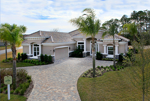 2015 Palm Coast Flagler Parade of Homes Nomination by Skyway Builders